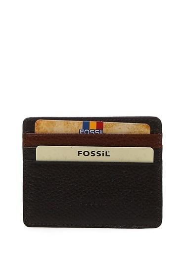 Fossil Clutch / El Çantası Kahve